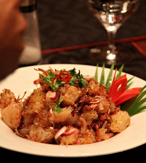 Radisson blu delhi archives passionate about baking for Ar roi thai cuisine