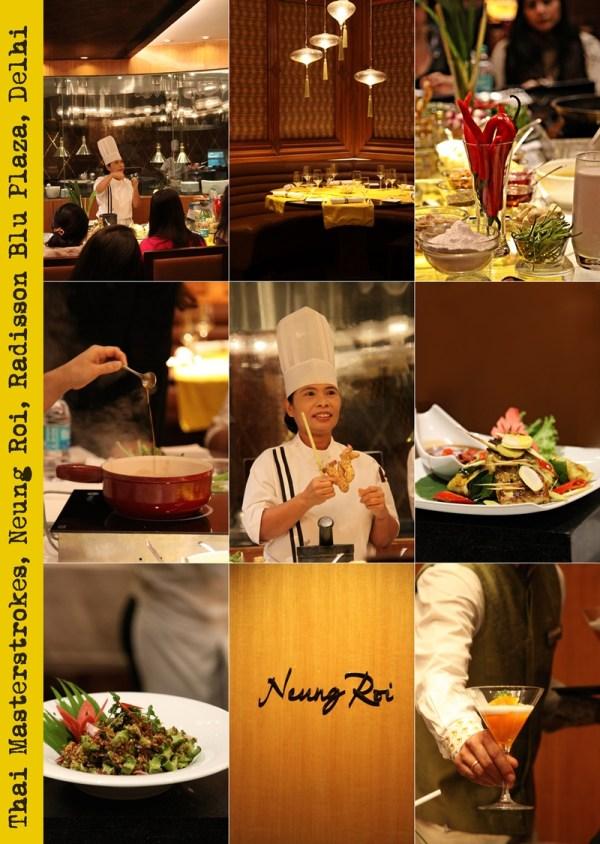 Thai Masterstrokes ,Neung Roi, Radisson Blu Plaza Delhi 800