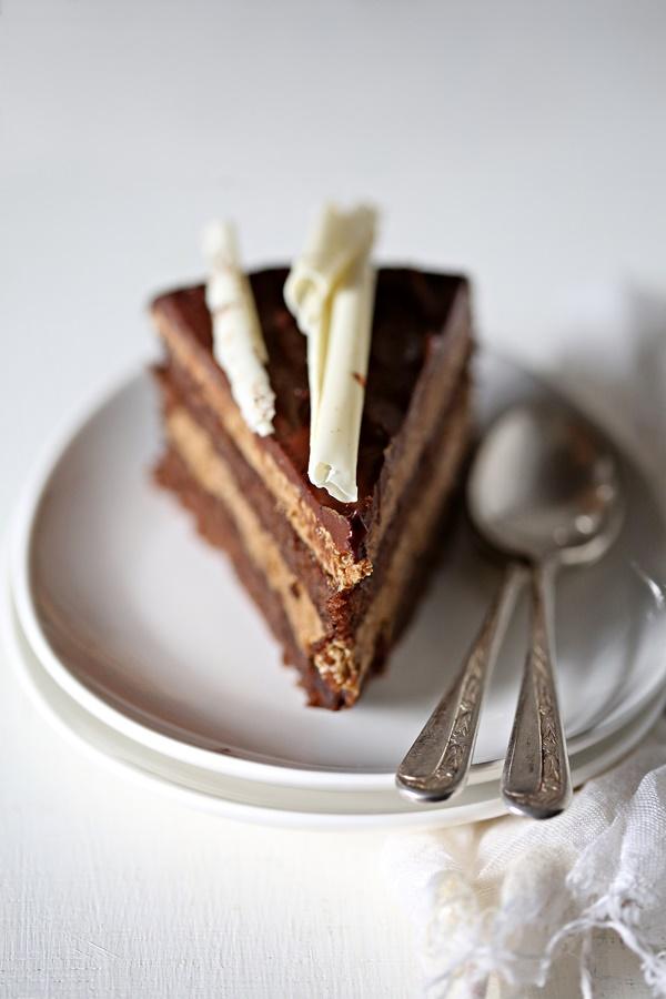 Ptasie_mleczko or Birds Milk Cake