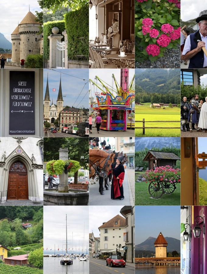 Travelogue | Swiss Made Grand Tour. From the road to TV #SwissMade #GrandTour #NDTVGoodTimes {part 2}
