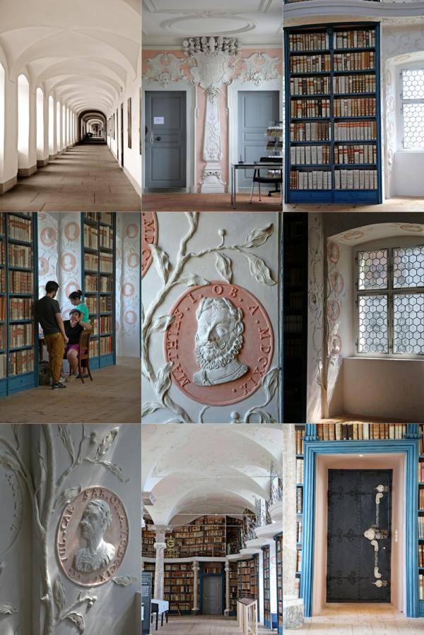 SwissMade GrandTour PAB Einsiedeln Abbey Library