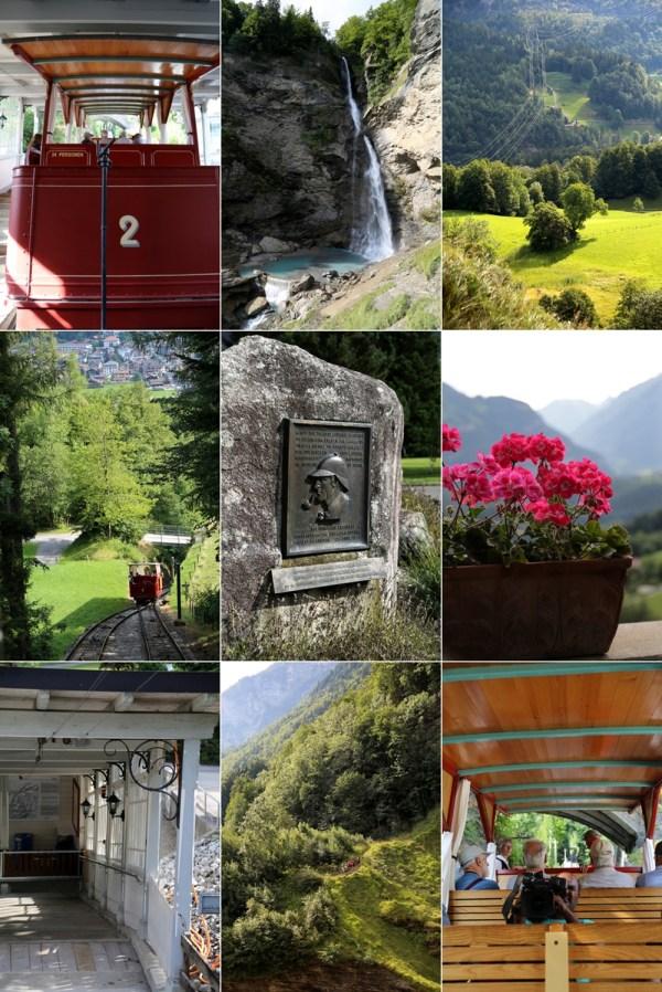 SwissMade GrandTour PAB Reichenbach Falls