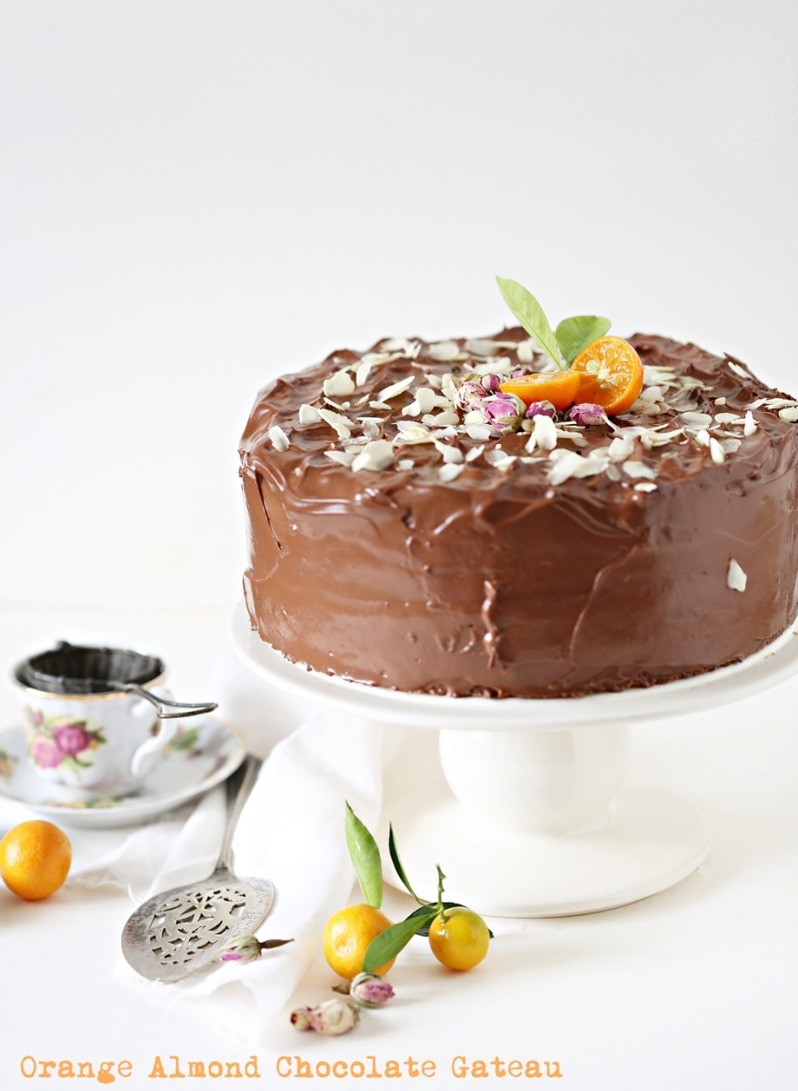 Passionate About Baking Eggless Chocolate Cake