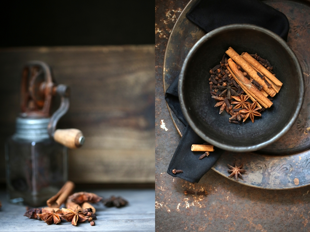 The Masala Dabba / Indian Spice Box
