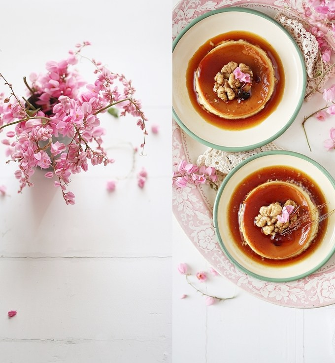 Baking | Of Caramel Custard, Mother's Day and Sunday Stills. The Yin and Yang of life!
