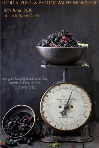 Foodtalk | Food Styling & Photography Workshop, Delhi