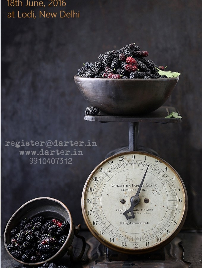 Foodtalk | Food Styling & Photography Workshop, Delhi