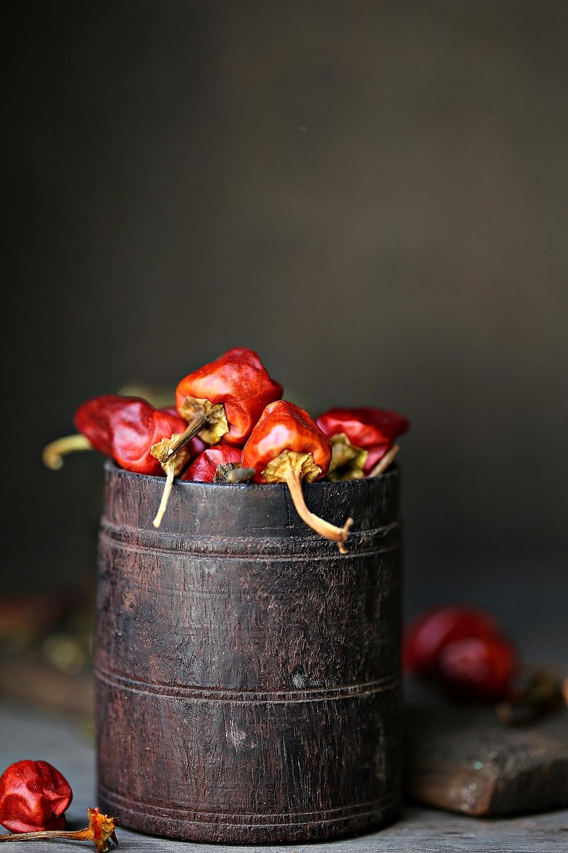 Chilies from Karaikudi