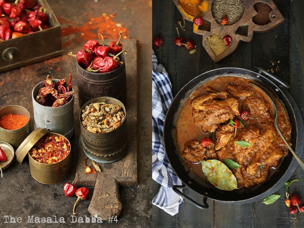 The Masala Dabba #4, our spice journey