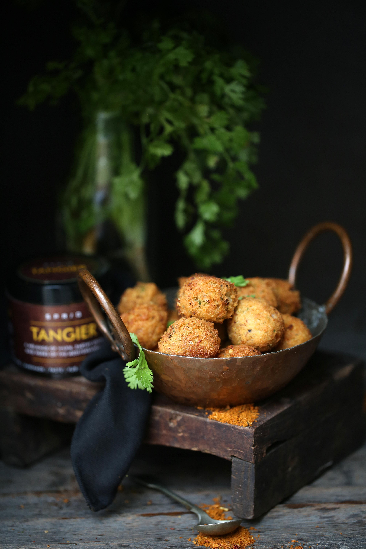 Falafel with Sprig Gourmet Spice Blend