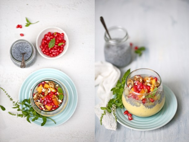Foodtalk Mango Smoothie Bowl Breakfast Stories On The