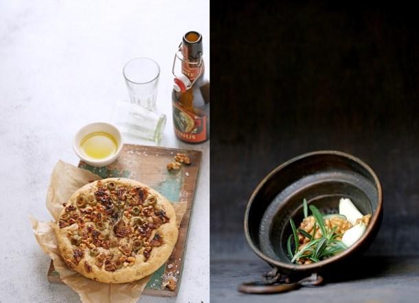 Olive-Oil-Walnut-Garlic-Rosemary-Foccacia-1000-2 Baking   Olive Oil Walnut Garlic Rosemary Foccacia ... bread of life