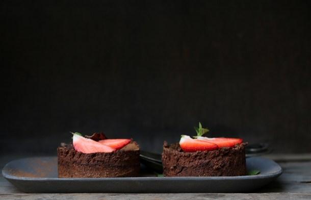 Mini-Dark-Chooclate-Cheesecakes-6-1000 Baking   Mini Dark Chocolate Cheesecakes ... baking for someone you ♥