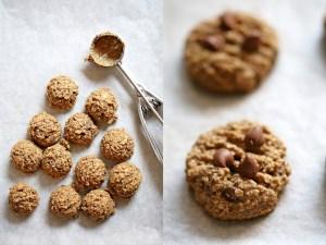 Wholegrain Buckwheat Orange Chocolate Chippers