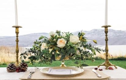 Blush Gold - Kelowna Flower Delivery Shop | Flower Arrangements & Bouquets - Passionate Blooms