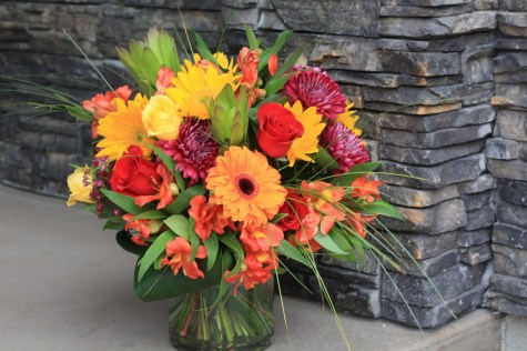indian summer - Kelowna Flower Delivery Shop | Flower Arrangements & Bouquets - Passionate Blooms