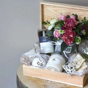 Flower Shop West Kelowna | Passionate Blooms Floral Design | box of joy