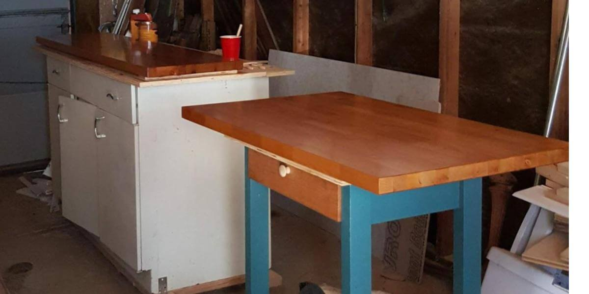 10 Tips For Perfect Waterlox Butcher Block Passionate Chump Diy