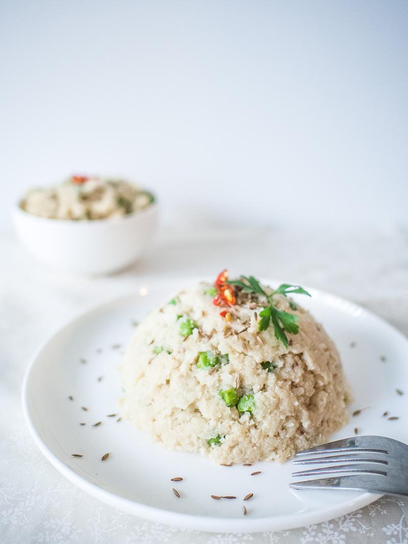 Cauliflower rice-3