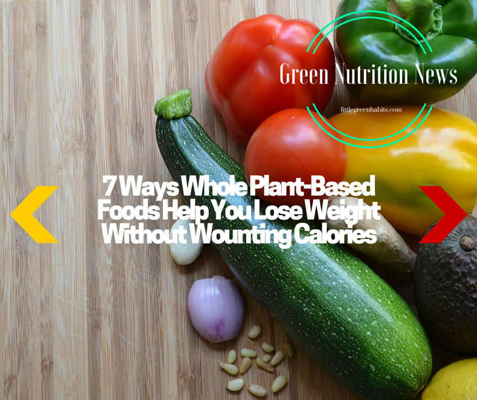Green Nutrition News 25 Aug 15