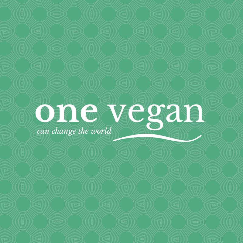 one vegan
