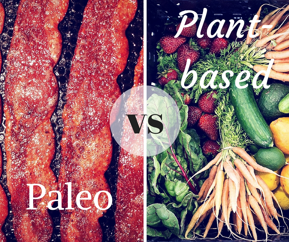 Paleo vs. Plantbased