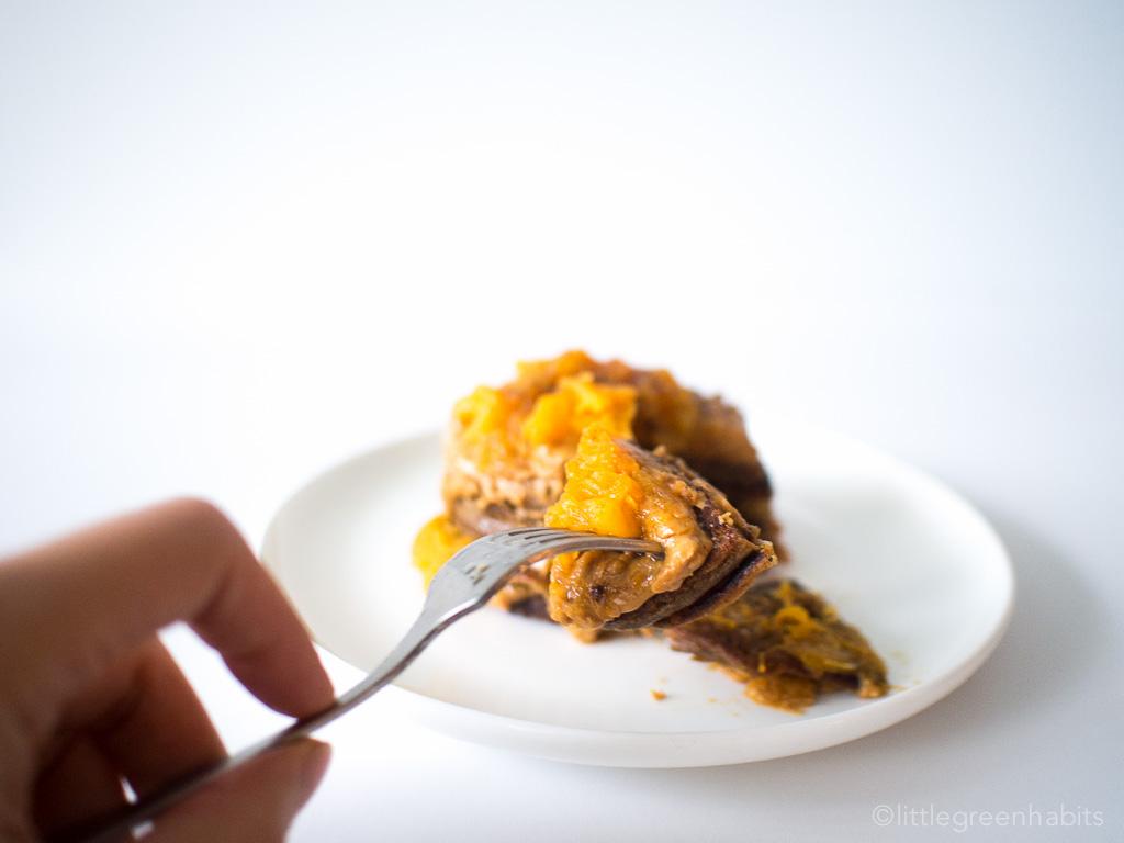 Peanut Butter Pumpkin Pancake-34