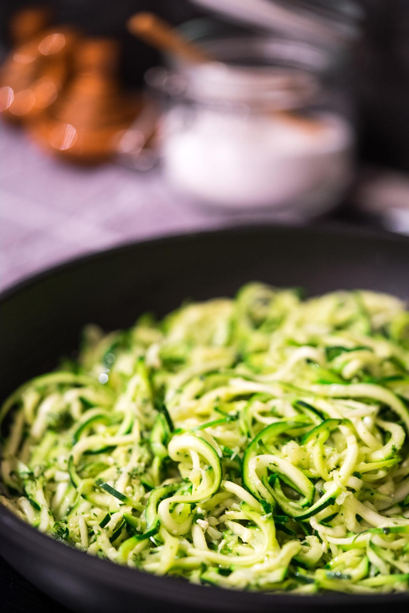 Zucchini Pasta-4