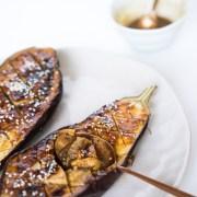 Nasu Dengaku | Japanese Eggplant