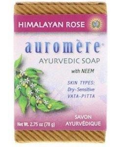 Savon Naturel au Margousier & Rose de l'Himalaya