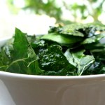 Passion Barre Krispy Garlic-flavored Kale Chips Recipe