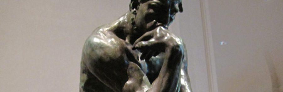 Image of muscular man sculpture