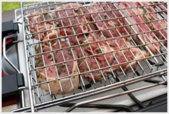 ricetta agnello alla griglia