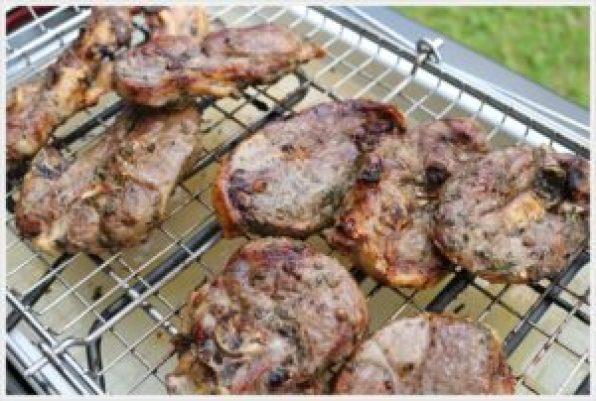 ricetta agnello alla griglia cottura
