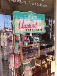 Unwind Craft Cafe