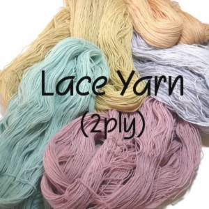 Shop for Lace (2ply) Yarn
