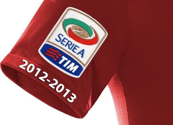 Maglie Serie A 2012-2013