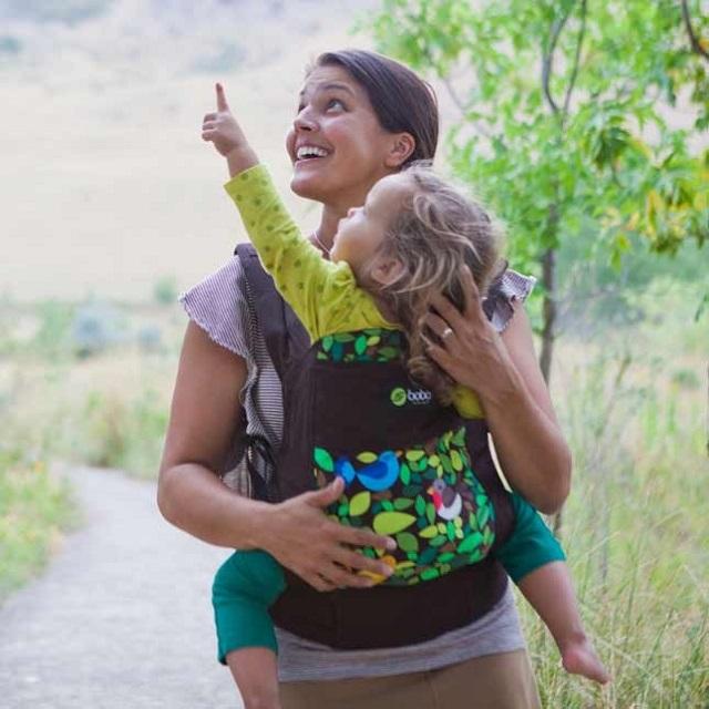 Come muoversi con i bambini l 39 aiuto di fasce e marsupi - Portare bambini ...