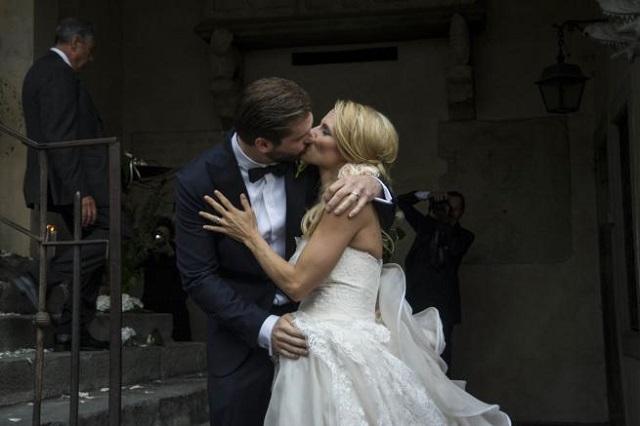 Risotto vongole timo matrimonio Michelle Hunziker