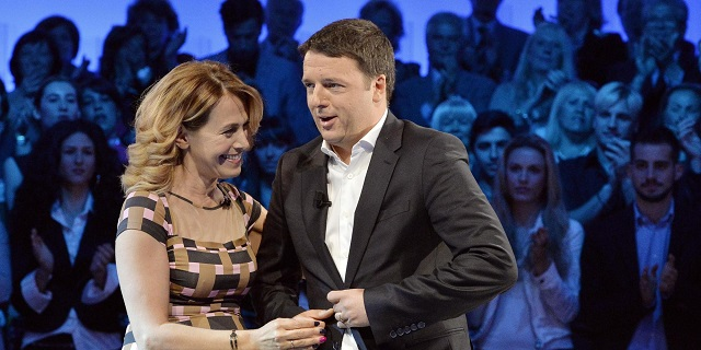 Renzi, 80 euro? Chi aumenta le tasse non mi faccia la morale