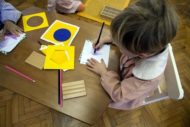 scuola con metodo montessori