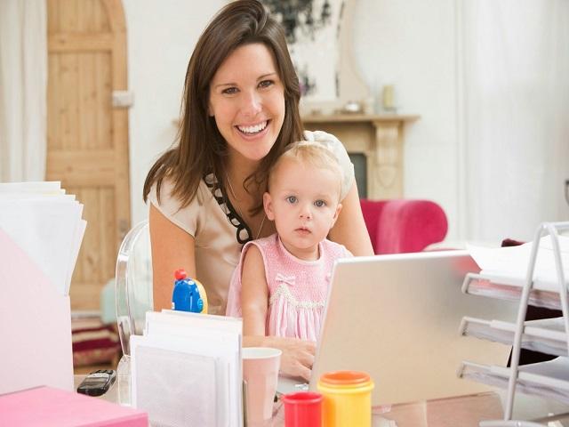I 5 lavori retribuiti da fare a casa quando si mamma - Lavori da fare a casa ...