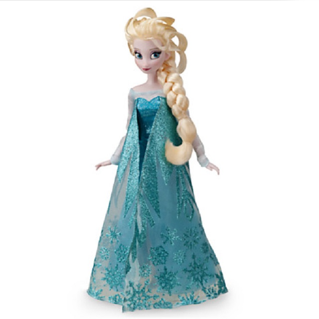 Elsa_Frozen_Bambola