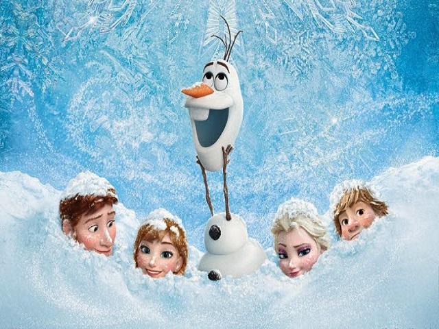 Frozen il fenomeno per i piccoli che impazza sul web