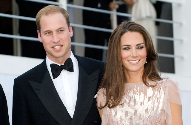 William e Kate al galà