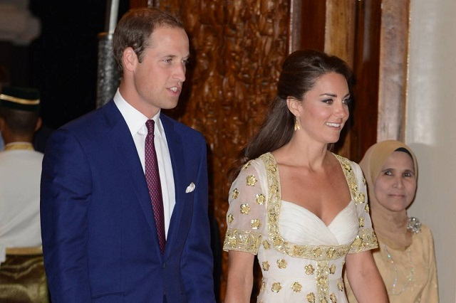 William e Kate viaggio di nozze