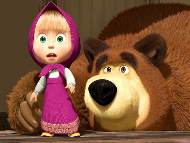 Masha e orso su rai yoyo i nuovi episodi ecco quando