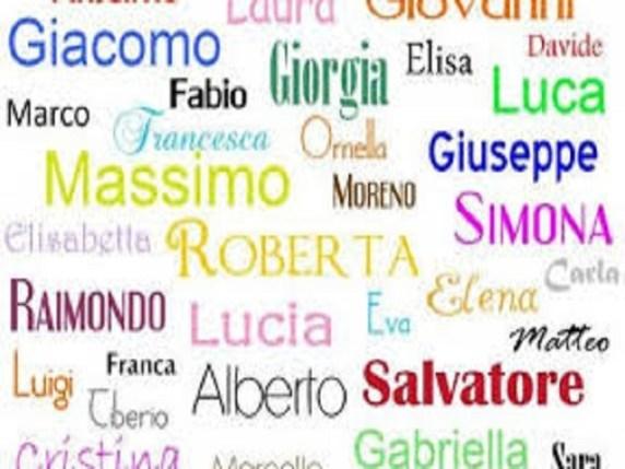 Nomi romani maschili e femminili passione mamma for Nomi dei politici italiani