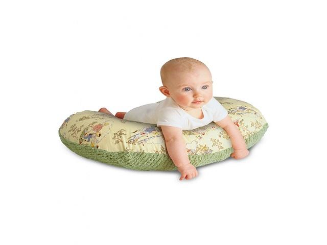 Come usare il cuscino da allattamento   Mamma Felice