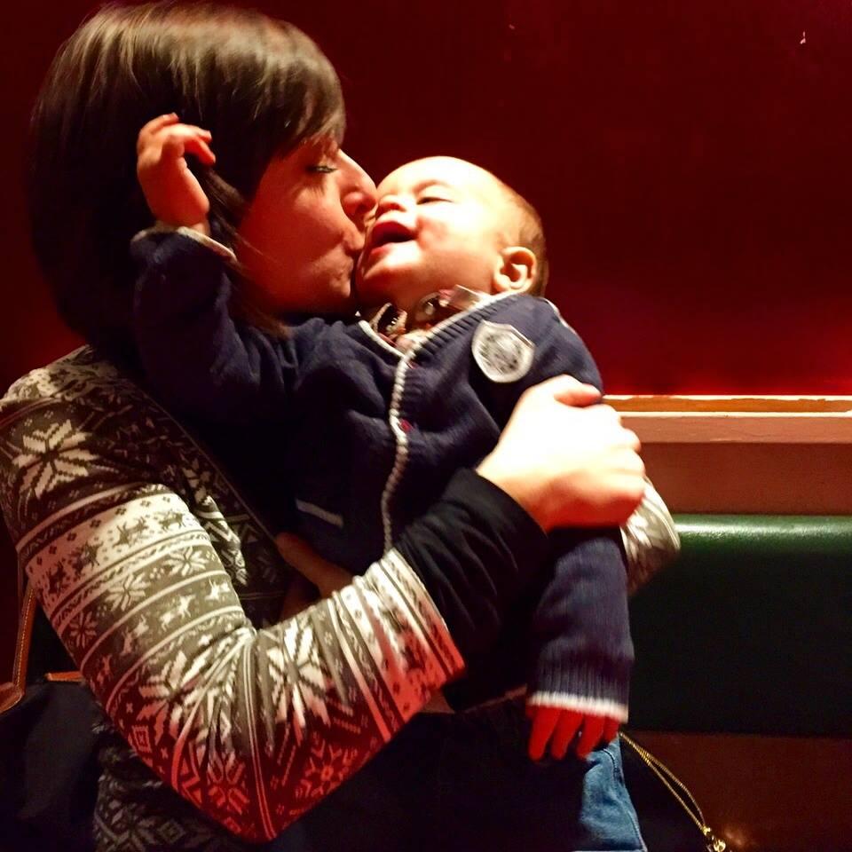 elena-logozzo-baci-figli